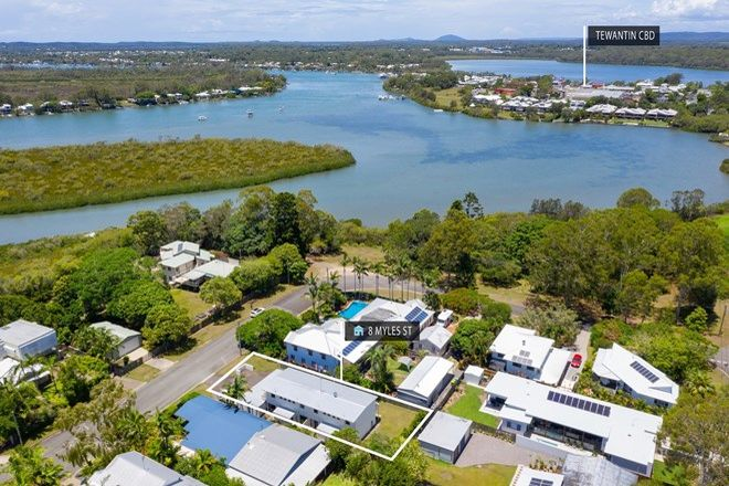 Picture of 8-10 Myles Street, TEWANTIN QLD 4565
