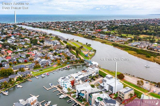 Picture of 49 Pier One Drive, PATTERSON LAKES VIC 3197