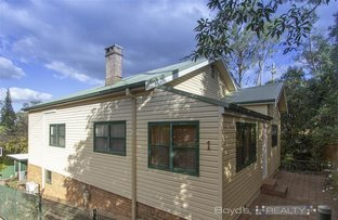 Picture of 1 Hawkesbury Road, Springwood NSW 2777