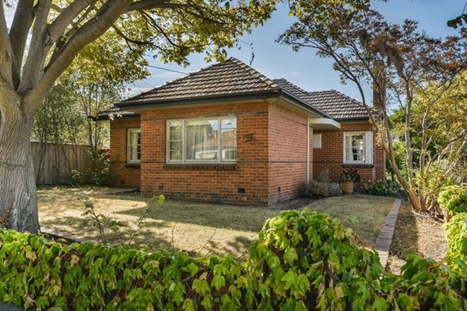 Picture of 34 Balmoral Avenue, PASCOE VALE SOUTH VIC 3044