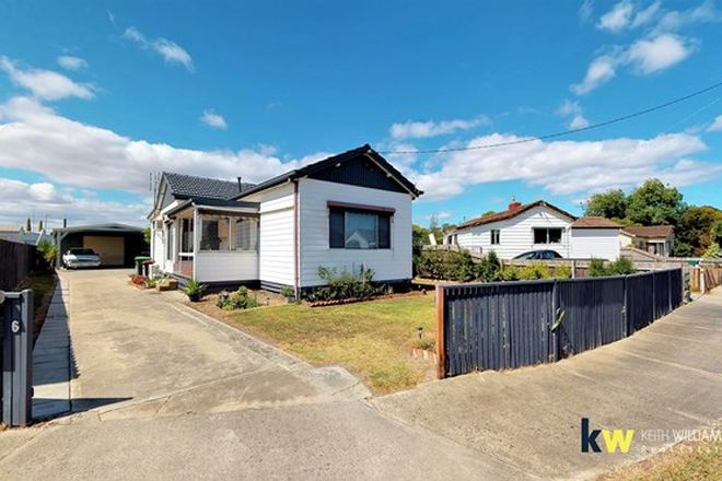 Picture of 6 Davis Court, TRARALGON VIC 3844