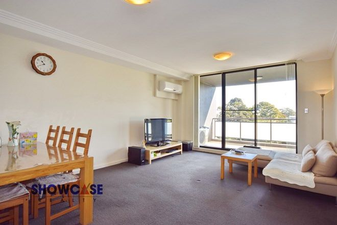Picture of 111/15 Young Rd, CARLINGFORD NSW 2118