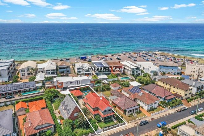 Picture of 33 Wrightson Avenue, BAR BEACH NSW 2300