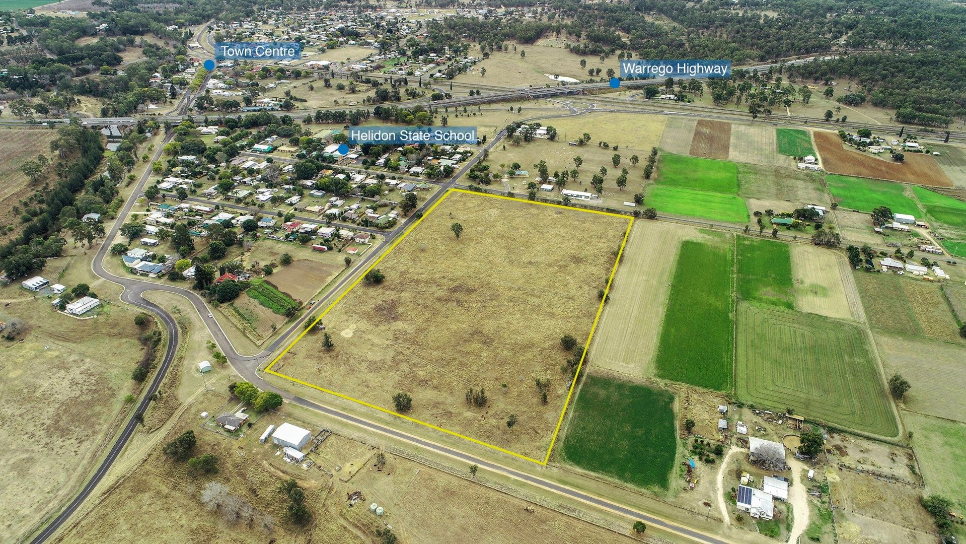 Lot 20 Lockyer Creek Road, Helidon QLD 4344, Image 0