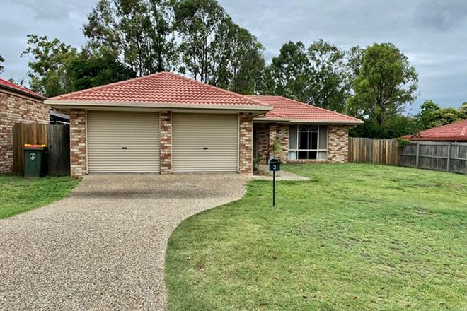 Picture of 3 Beamont Place, FOREST LAKE QLD 4078