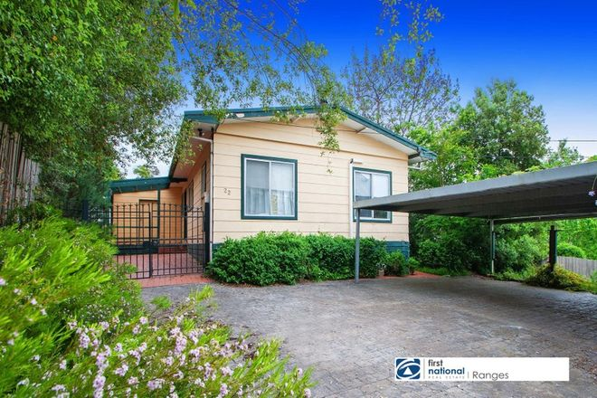 Picture of 22 North Road, LILYDALE VIC 3140