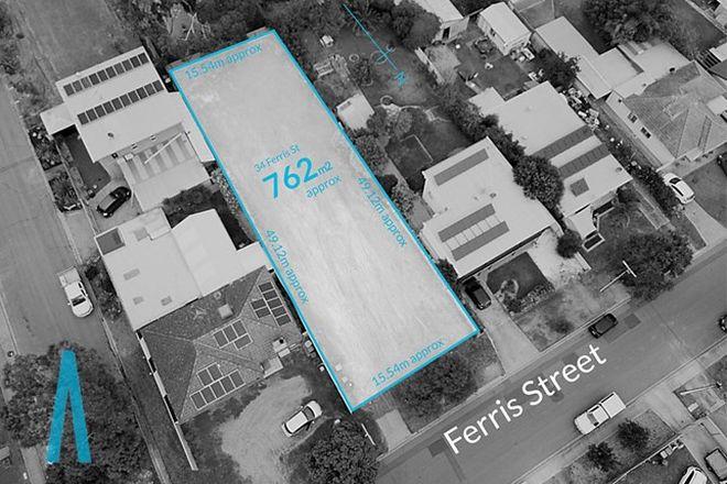 Picture of 34 Ferris Street, CHRISTIES BEACH SA 5165