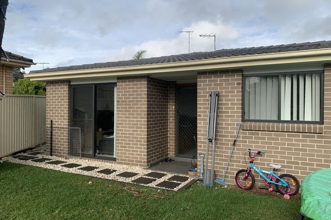 Picture of 137A Lovegrove Drive, QUAKERS HILL NSW 2763