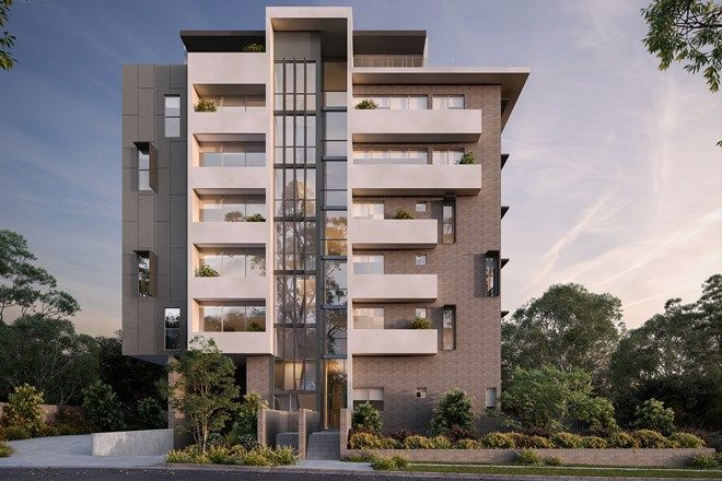 Picture of 103/9-11 Third Avenue, SEVEN HILLS NSW 2147