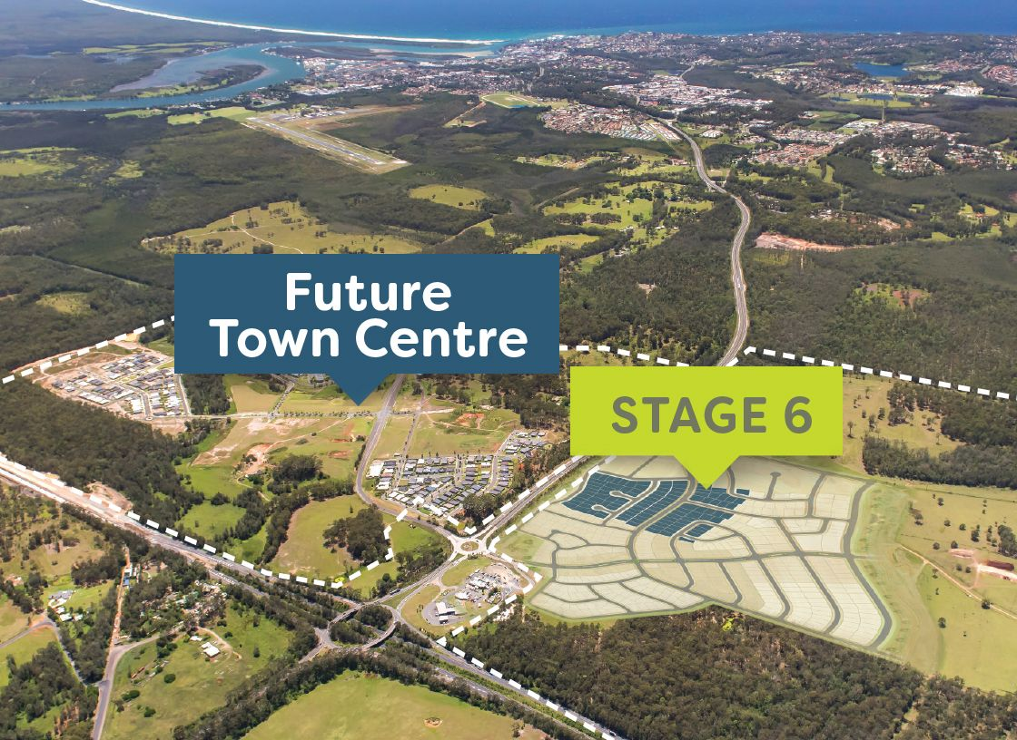 Lot 370 Meares Cct, Stirling Green, Port Macquarie NSW 2444, Image 0