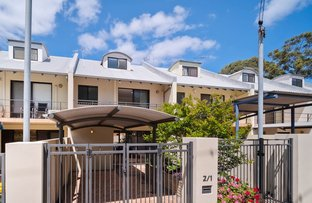 Picture of 2/1 Violet Street, West Perth WA 6005