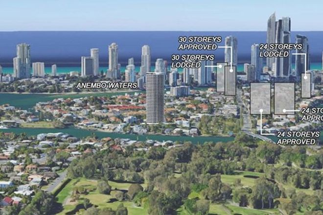 Picture of 34 Anembo Street & Stanhill Drive, SURFERS PARADISE QLD 4217