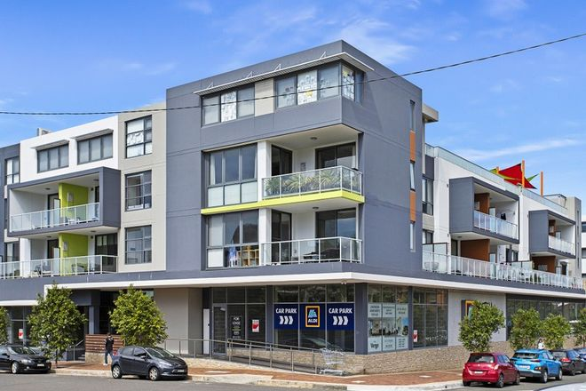 Picture of 217/7 Russell Street, CORRIMAL NSW 2518