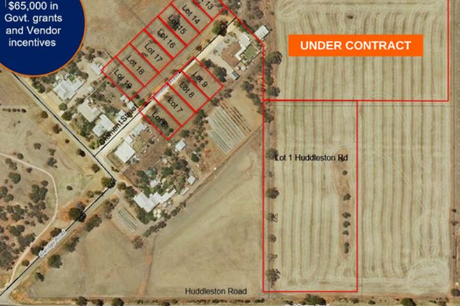 Picture of Lot 6 Clement Street & Huddleston Road, CRYSTAL BROOK SA 5523