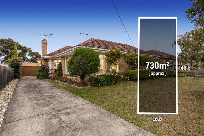 Picture of 17 Baird Street, MULGRAVE VIC 3170