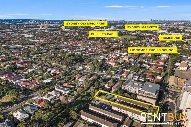 Picture of 2 Childs Street, LIDCOMBE NSW 2141