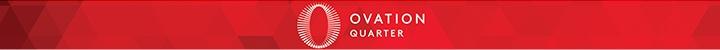 Branding for Ovation Quarter