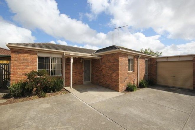 Picture of 3/18 Ashley Court, GROVEDALE VIC 3216
