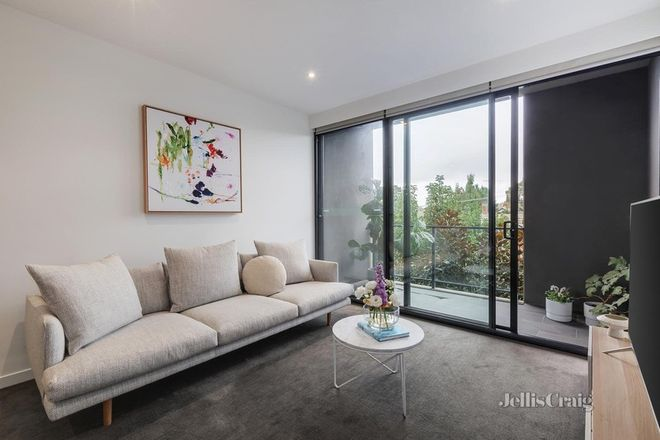 Picture of 203/38 Harold Street, HAWTHORN EAST VIC 3123