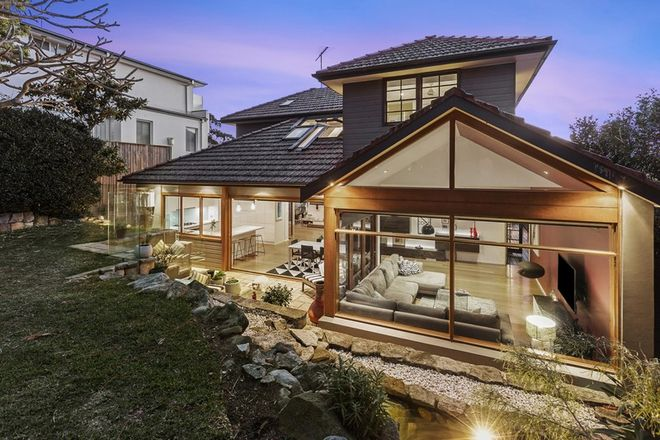 Picture of 72 Curban Street, BALGOWLAH HEIGHTS NSW 2093