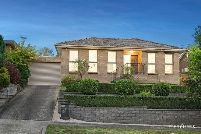 Picture of 6 Cabena Street, DONVALE VIC 3111