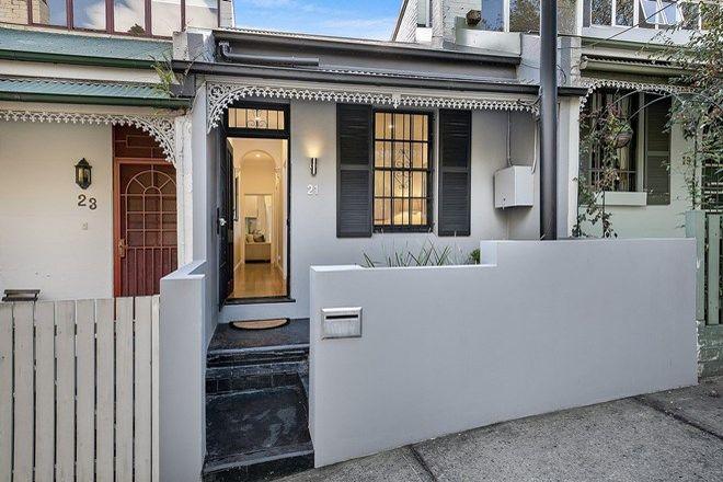 Picture of 21 Kensington Street, WATERLOO NSW 2017