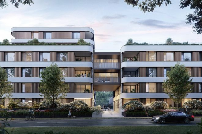 Picture of 121/32 Young Street, RANDWICK NSW 2031