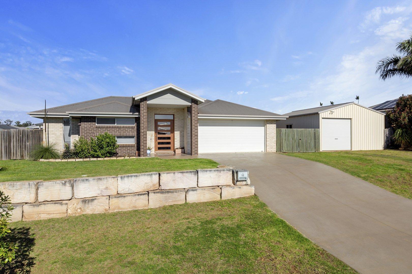 12 Hendra Court, Kleinton QLD 4352, Image 1