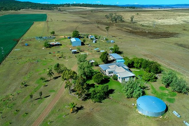 Picture of 202 Allen Road, EAST GREENMOUNT QLD 4359