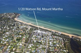 Picture of 1/20 Watson Road, Mount Martha VIC 3934