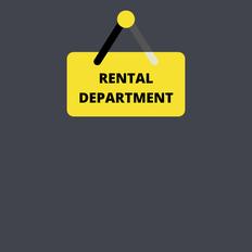 Rental Department, Sales representative