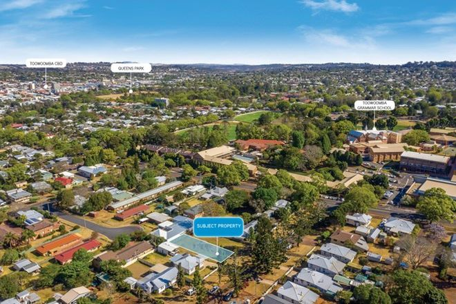 Picture of 3a Suffolk Street, EAST TOOWOOMBA QLD 4350