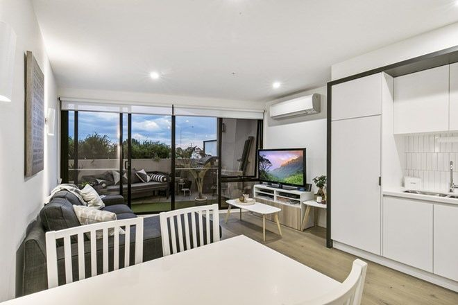 Picture of 202/7 Balcombe Road, MENTONE VIC 3194