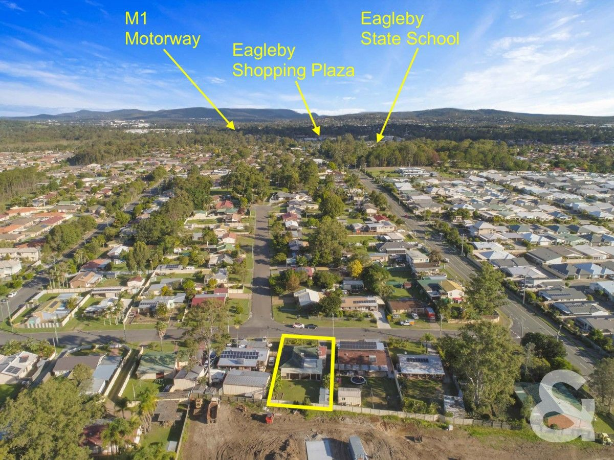 8 BALMORAL STREET, Eagleby QLD 4207, Image 1