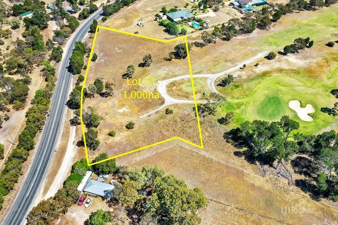 Picture of Lot 51 Williamstown Road, SANDY CREEK SA 5350