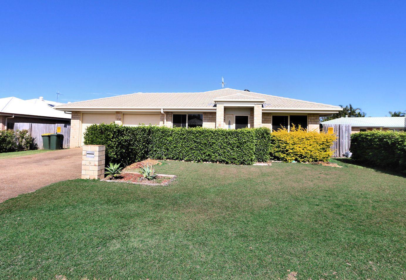 9 Amaroo Cres, Innes Park QLD 4670, Image 0