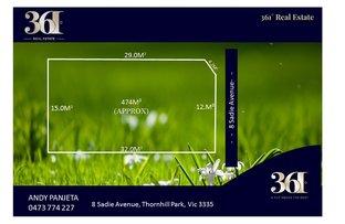 Picture of 8 Sadie Avenue, Thornhill Park VIC 3335