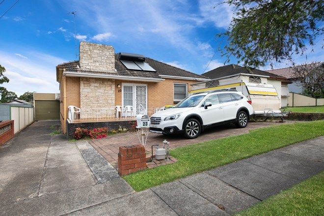 Picture of 23 Praire Vale Road, BANKSTOWN NSW 2200