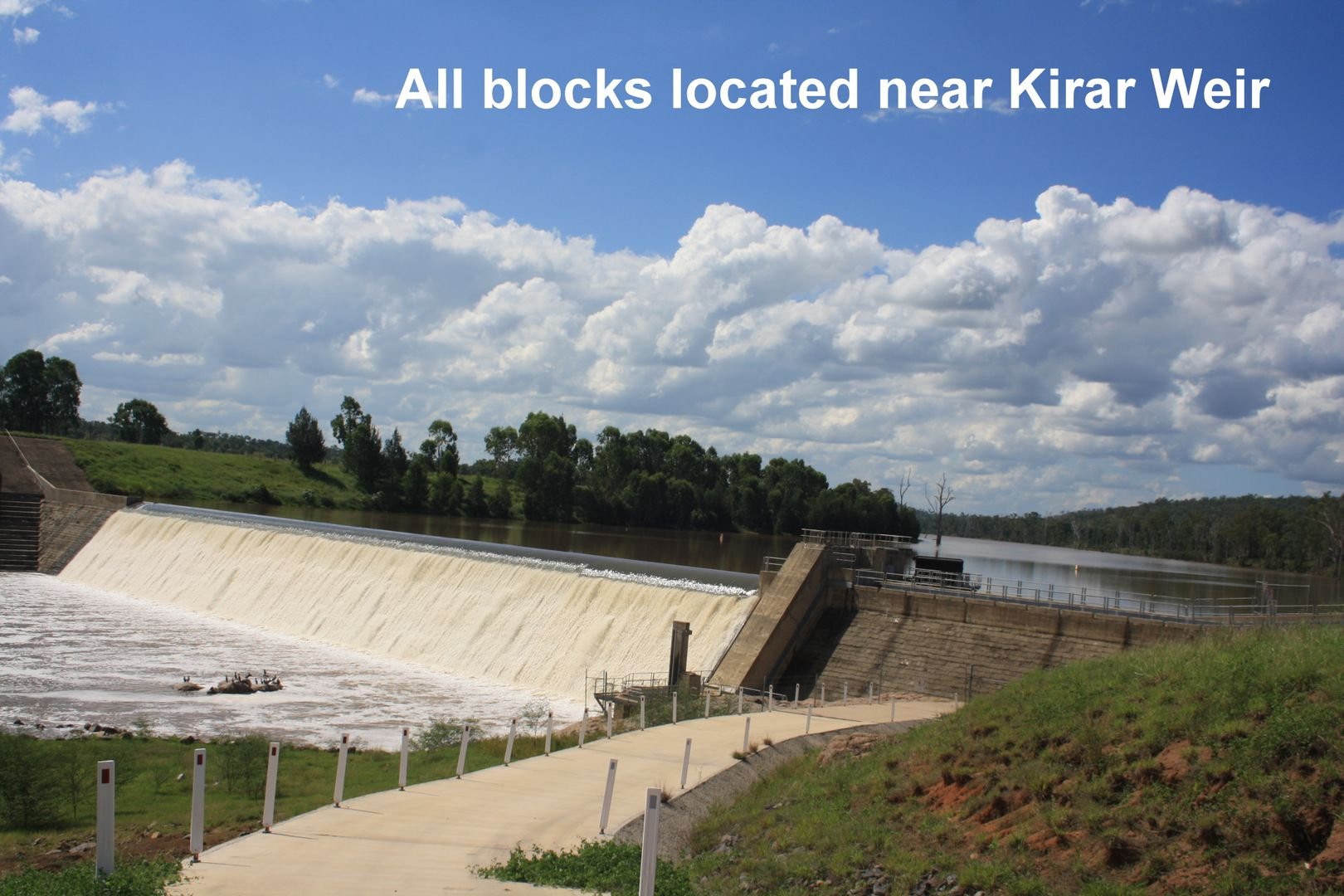 Lots 2-14 Kirar Weir Road, Eidsvold QLD 4627, Image 1