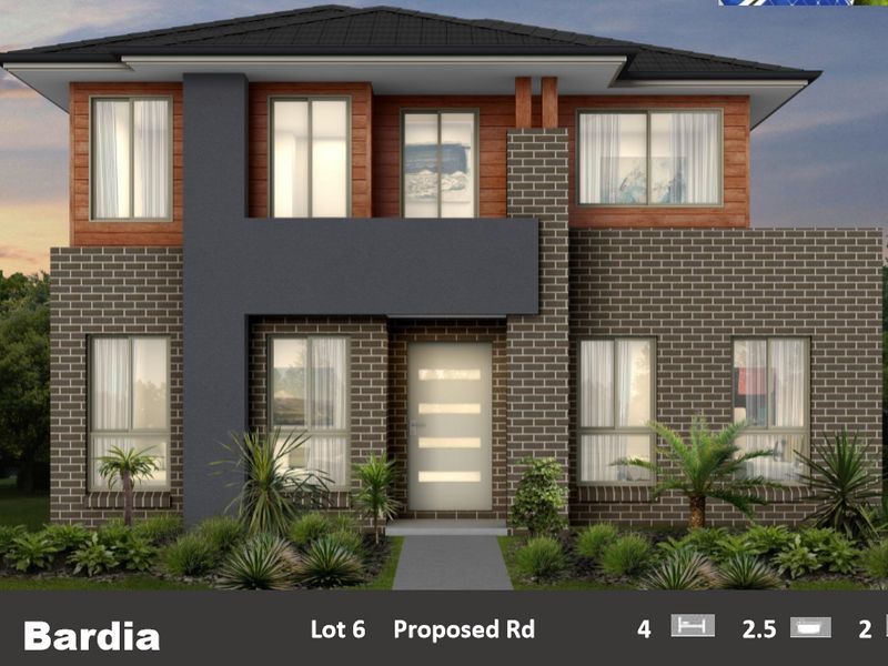 Lot 6 Bardia Avenue, Bardia NSW 2565, Image 0