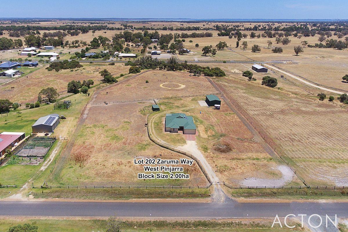 Lot 202 Zaruma Way, West Pinjarra WA 6208, Image 0