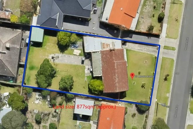 Picture of 21 Moore Avenue, CLAYTON SOUTH VIC 3169