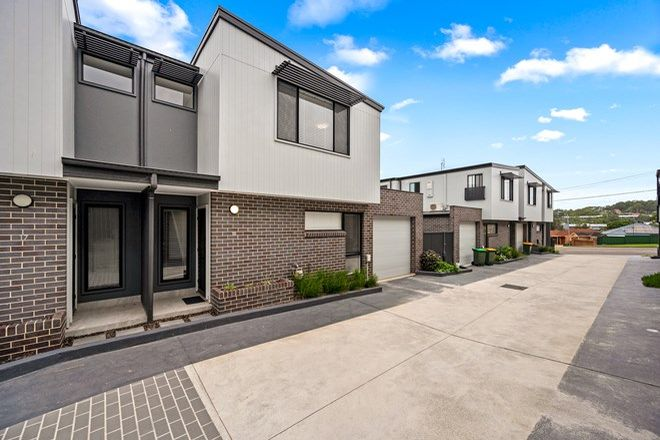 Picture of 18/74 Tennent Road, MOUNT HUTTON NSW 2290