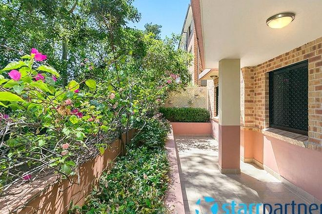 Picture of 15/2-6 Campbell Street, PARRAMATTA NSW 2150