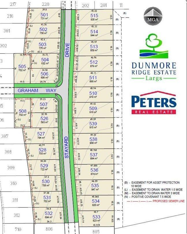 Lot 513 Stayard Drive, Largs NSW 2320, Image 0