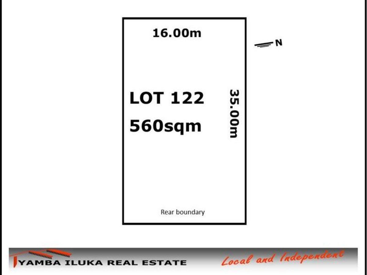 Lot 122 -22 Carrs Drive, Yamba NSW 2464, Image 2