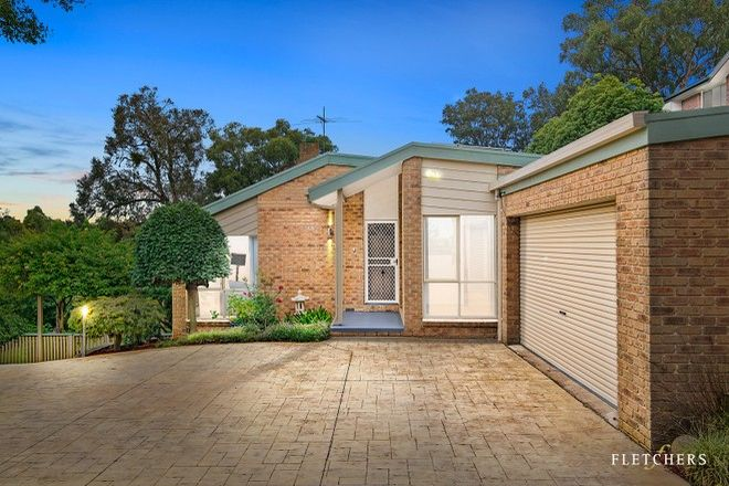 Picture of 33 Menzies Crescent, RINGWOOD NORTH VIC 3134