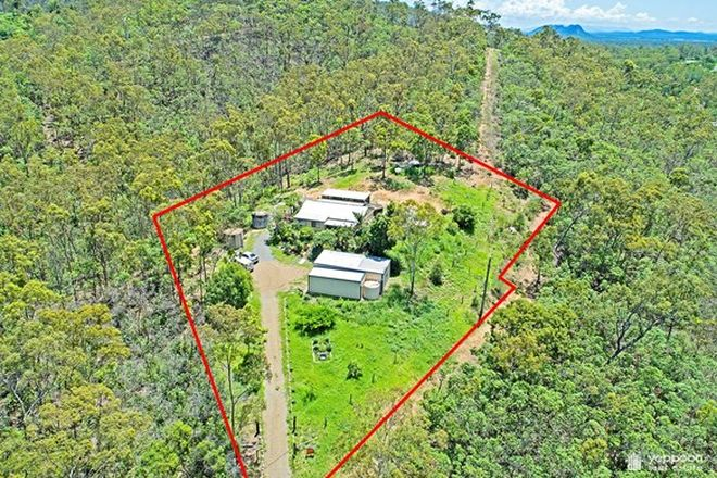 Picture of 59 School Street, MOUNT CHALMERS QLD 4702