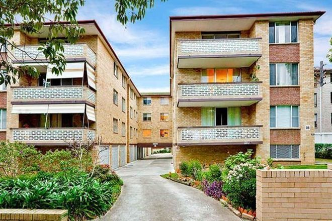 Picture of 23/84-86 Albert Road, STRATHFIELD NSW 2135