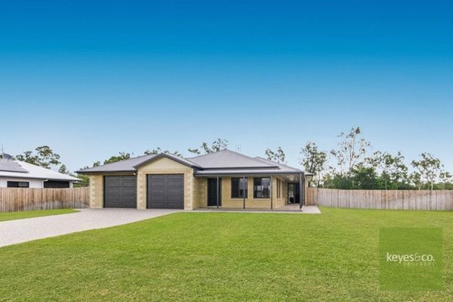 Picture of 86 Crystal Crescent, ALICE RIVER QLD 4817